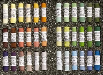Unison Soft Pastels Set