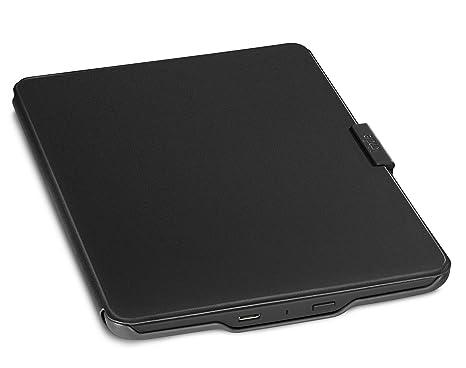 74f12810f Capa para Kindle Paperwhite, cor preta (compatível somente com modelos  Kindle Paperwhite): Amazon.com.br: Loja Kindle