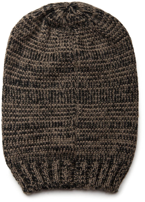 styleBREAKER Ensemble constitu é dun bonnet et dune  écharpe, snood en  maille lisse d9c82589f3d