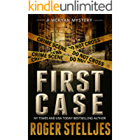 FIRST CASE: Murder Alley - Crime Thriller (McRyan Mystery Thriller Series Book) (McRyan Mystery Series)