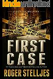 FIRST CASE: Murder Alley - Crime Thriller (McRyan Mystery Thriller Series Book) (McRyan Mystery Series)
