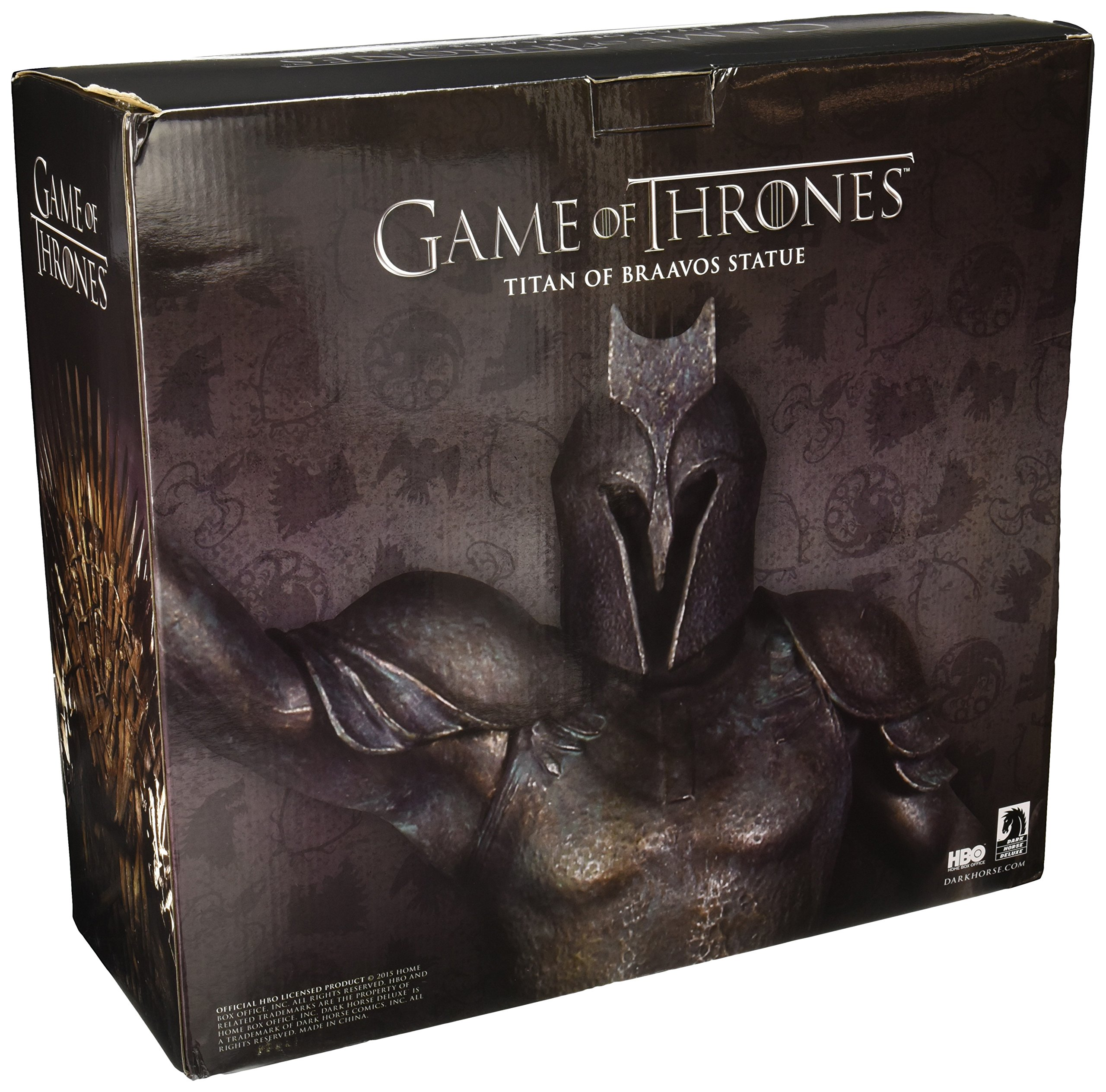 Dark Horse Deluxe Game of Thrones: Titan of Braavos Statue by Dark Horse Deluxe (Image #1)