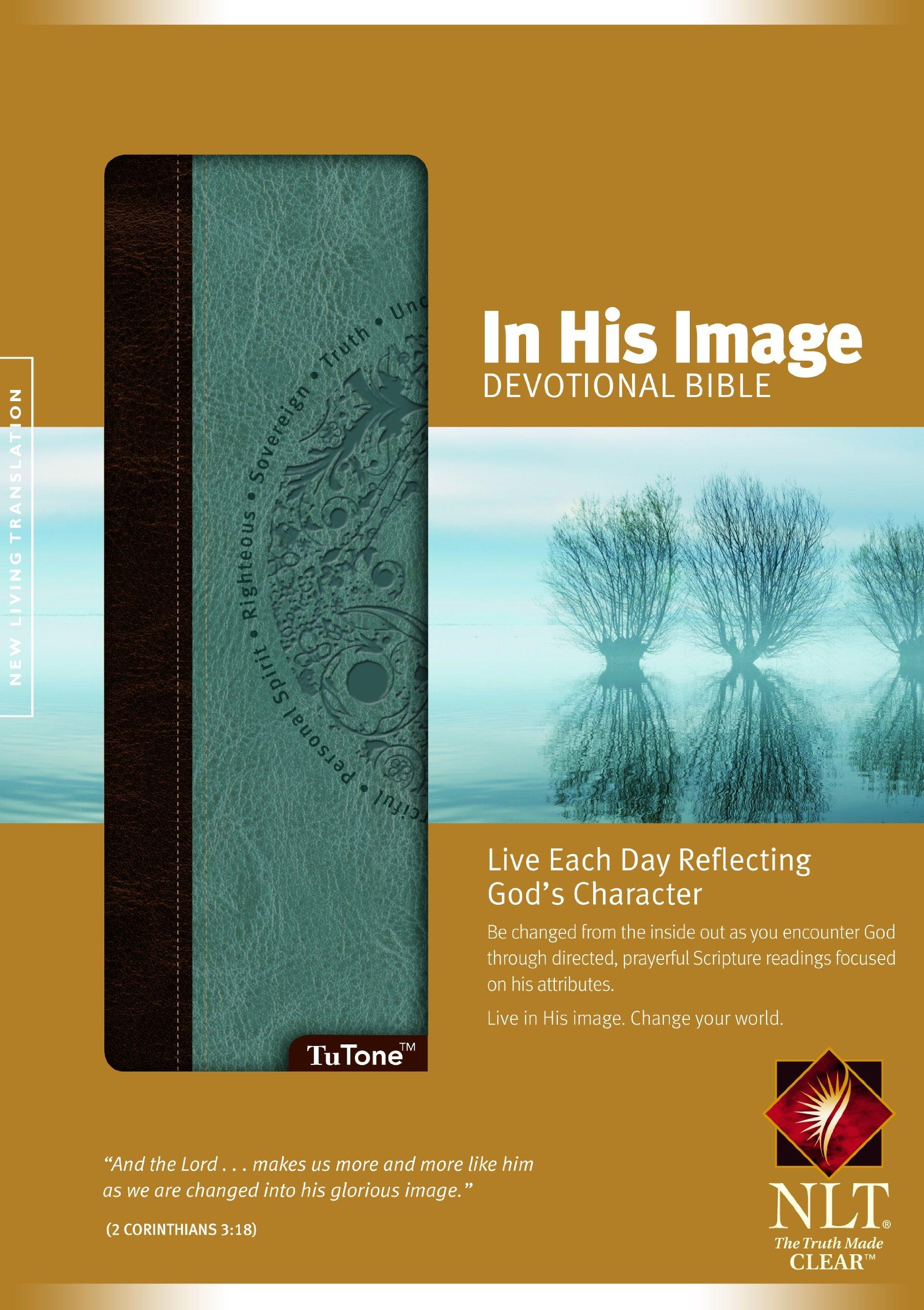 In His Image Devotional Bible NLT, TuTone PDF