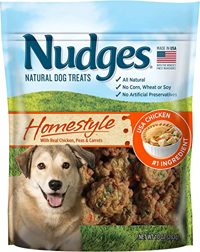 Nudges Homestyle Chicken Pot Pie Dog Treat