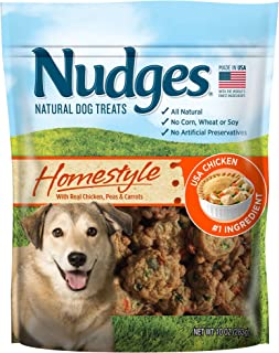 product image for Nudges Homestyle Chicken Pot Pie Dog Treats