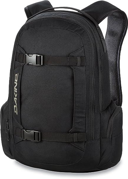 1874ceadf90 Amazon.com  Dakine Mission Backpack, Black, 25L  Sports   Outdoors