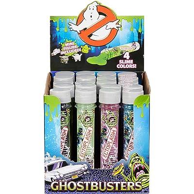 Rose Art Ghostbusters Test Tube Slime Assortment: Toys & Games