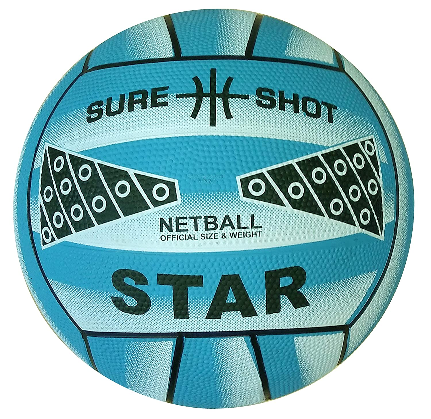 Sure Shot Ballon de Netball Star
