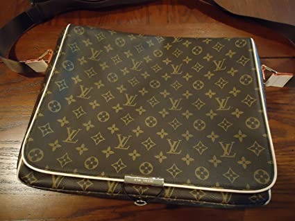 a328bef8aa76 Image Unavailable. Image not available for. Color  Louis Vuitton Monogram  Canvas Abbesses Messenger Bag