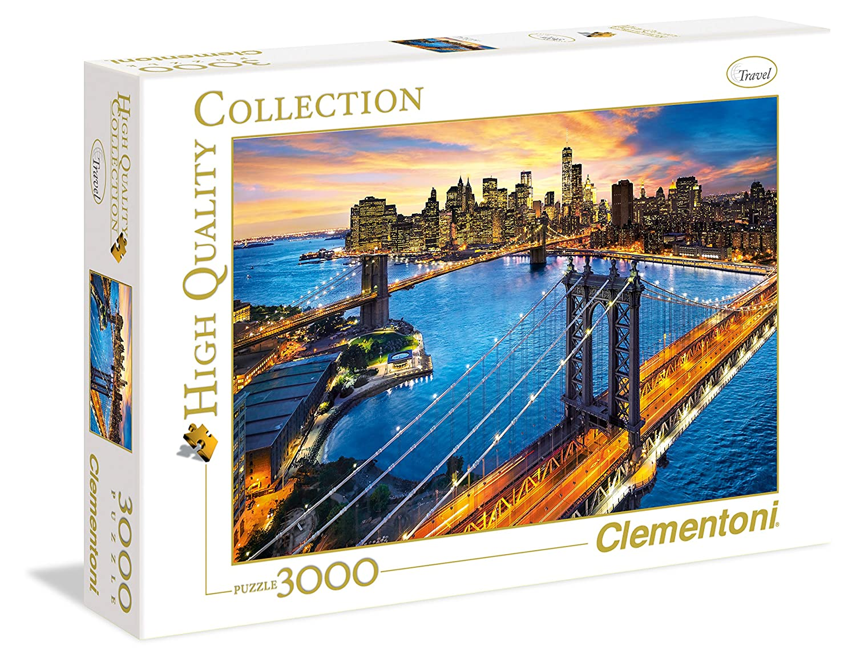 Clementoni 36524 Venecia al Atardecer - HQC Puzzle, 6000 Piezas: Amazon.es: Juguetes y juegos