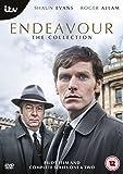 Endeavour(新米刑事モース)The Collection パイロット+シリーズ1+シリーズ2 DVD5枚組[PAL-UK] [Import]