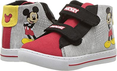 eeb4be5862 Image Unavailable. Image not available for. Color  Josmo Kids Baby Boy s  Mickey High Top Sneaker (Toddler Little ...