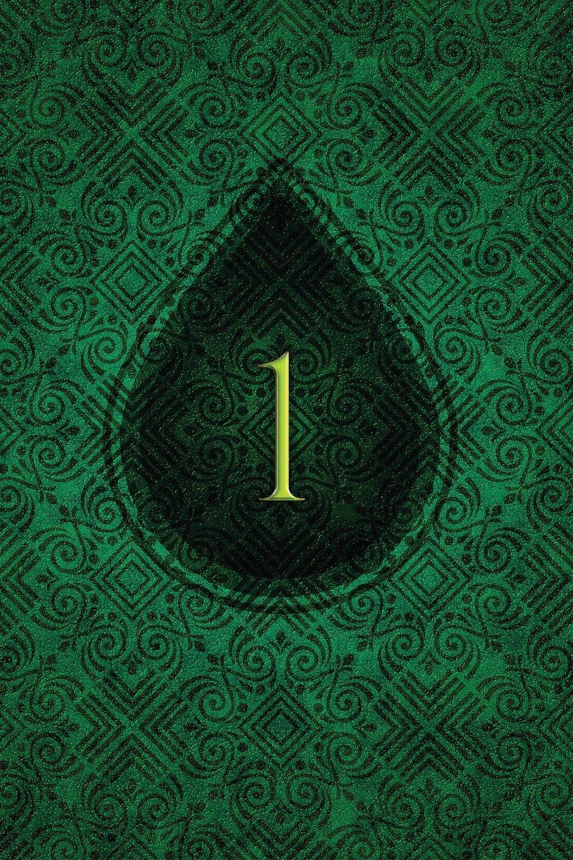 "Monogram ""1"" Journal: Blank Notebook Diary Memoir Log Logue (Monogram Chartreuse 365 Lined) (Volume 27) PDF"