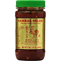 Huy Fong Sambal Oelek Chilli Paste 226g, 226 g, 8 oz