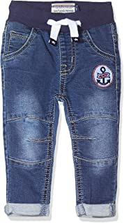 Salt /& Pepper Baby Boys Mit Kordelzug Und Anker Badge Shorts