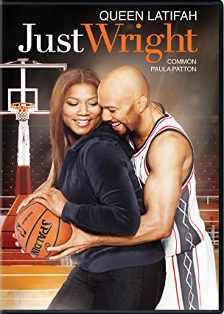 Amazon Com Just Wright Queen Latifah Common Paula Patton James Pickens Jr Phylicia Rashad Pam Grier Laz Alonso Mehcad Brooks Michael Landes