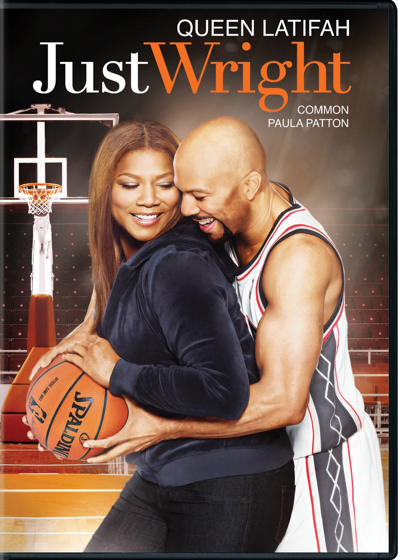 DVD : Just Wright (, Dubbed, Dolby, AC-3, Repackaged)