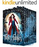 Fate's Fables Box Set Collection: One Girl's Journey Through 8 Unfortunate Fairy Tales (Fate's Journey Book 1)