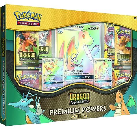 Pokèmon TCG: Mega EX Camerupt Colección Premium EX Box-Español: Amazon.es: Juguetes y juegos