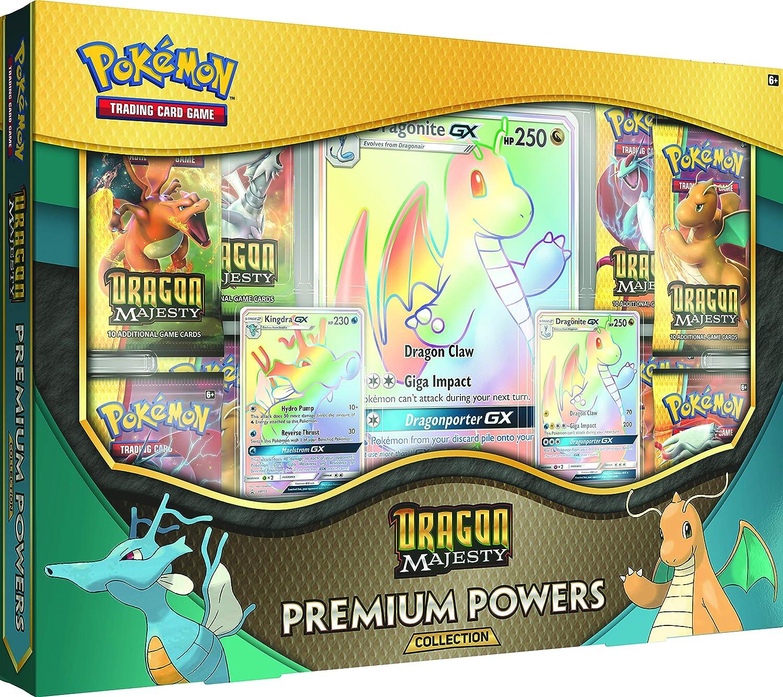 Pokémon POK80411 TCG: Dragon Majesty Premium Powers Collection
