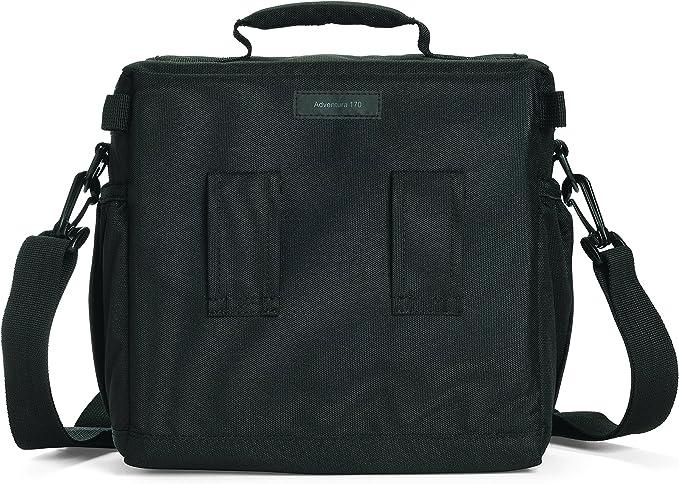 Lowepro Adventura 170 Shoulder Bag For Camera Black Camera Photo