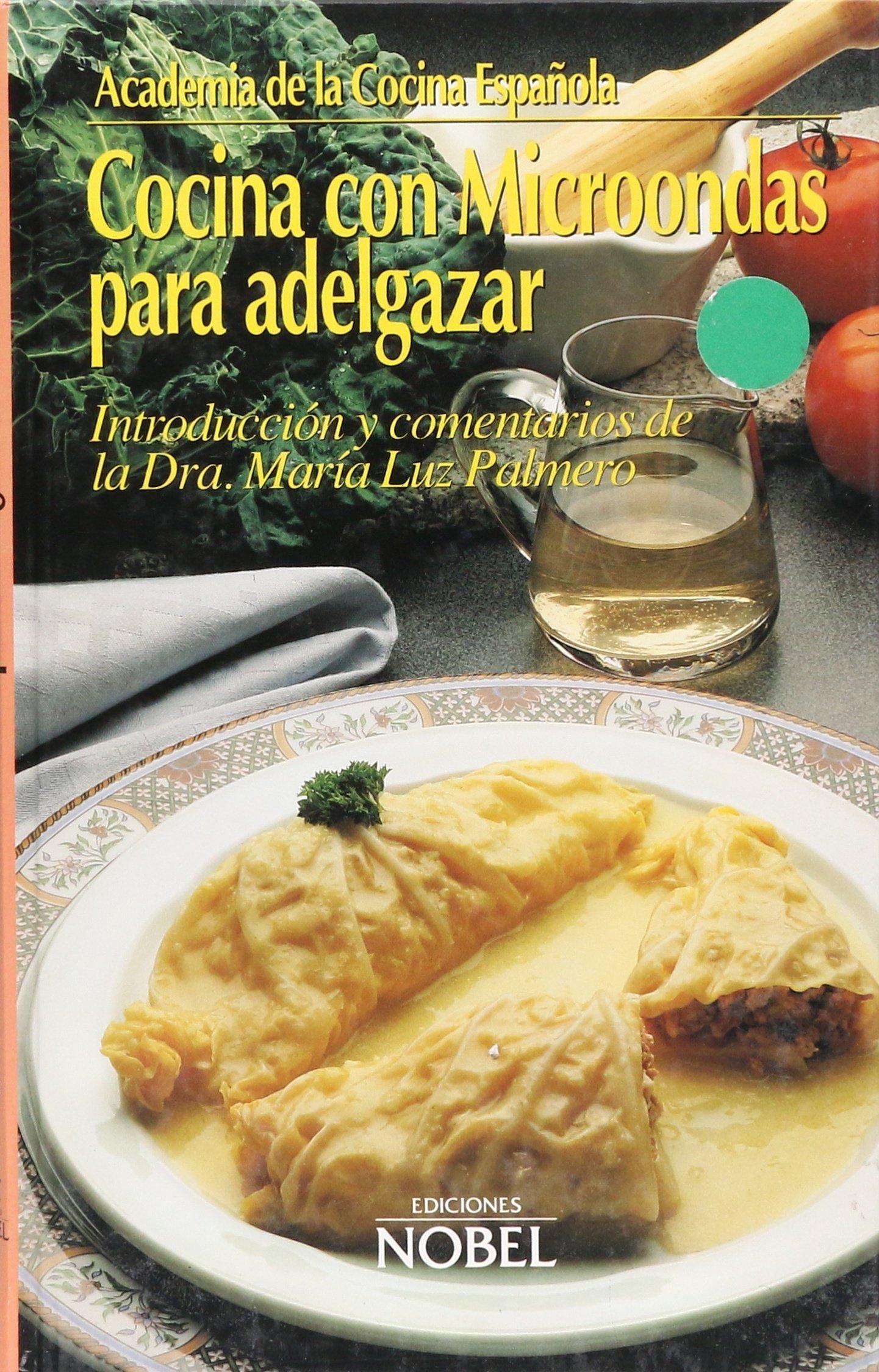 Cocina Con Microondas Para Adelgazar (Spanish Edition ...