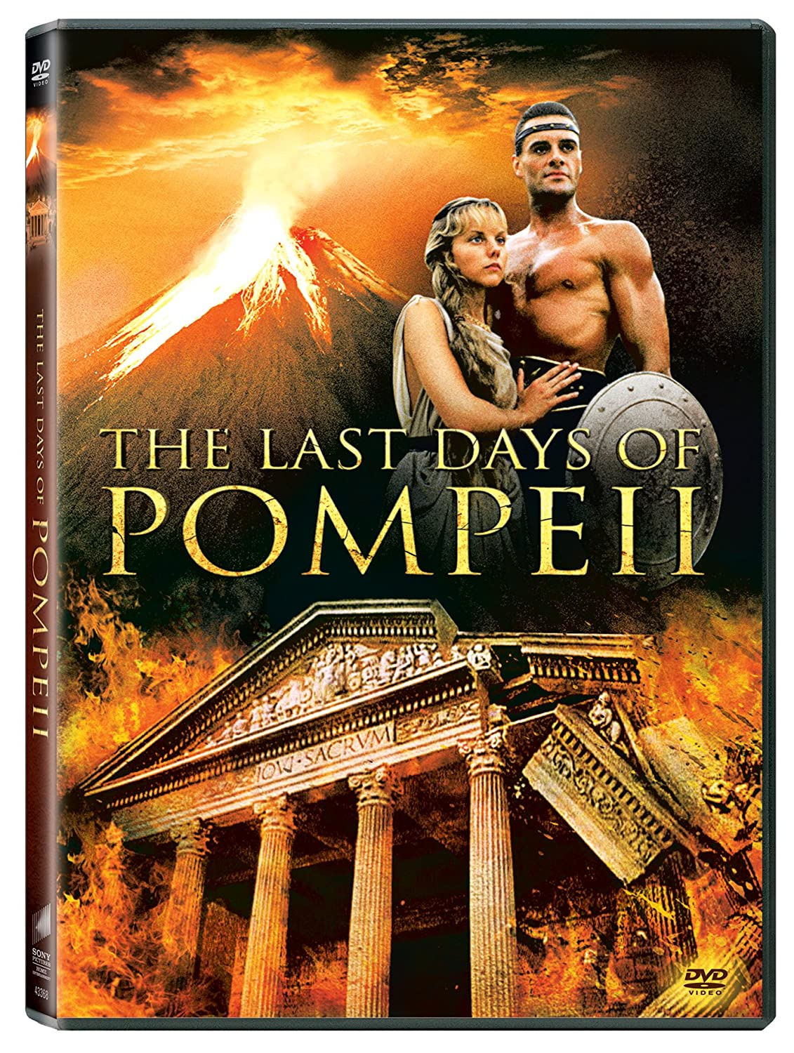 Amazon Com The Last Days Of Pompeii 1984 Ned Beatty Brian Blessed Nicholas Clay Olivia Hussey Ernest Borgnine Lesley Anne Down Duncan Regehr Richard Irving Peter R Hunt Richard Irving William Hill Columbia Pictures