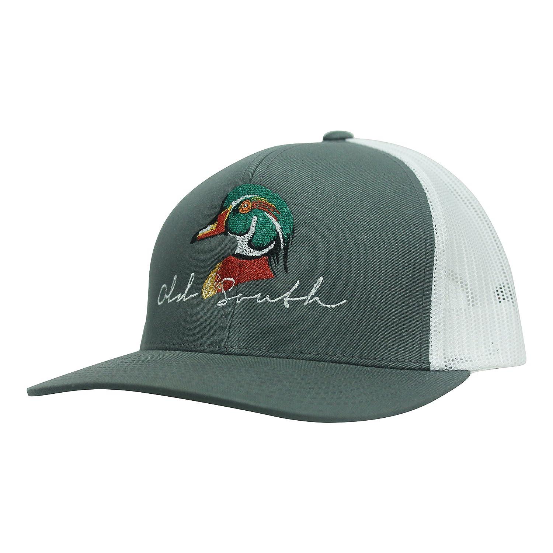 Trucker Hat Wood Duck
