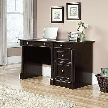 Gentil Sauder 416507 Avenue Eight Wind Oak Computer Desk