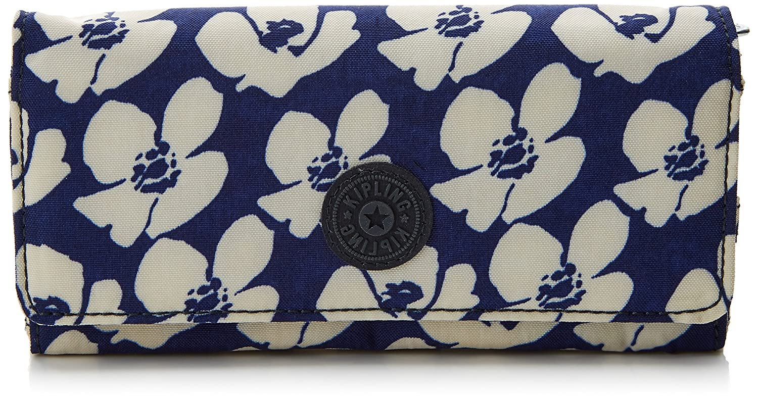 Kipling Women's Brownie Wallet, 15x24x45 Centimeters (W x H x L) Kipling Brownie Women's Wallet Blue (True Navy) 15x24x45 cm (W x H x L)