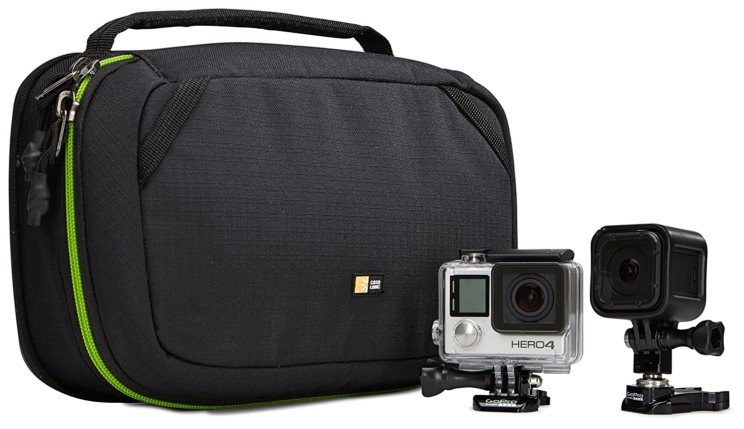 Case Logic KAC-101 Kontrast Action-Cam Case (Black) Caselogic