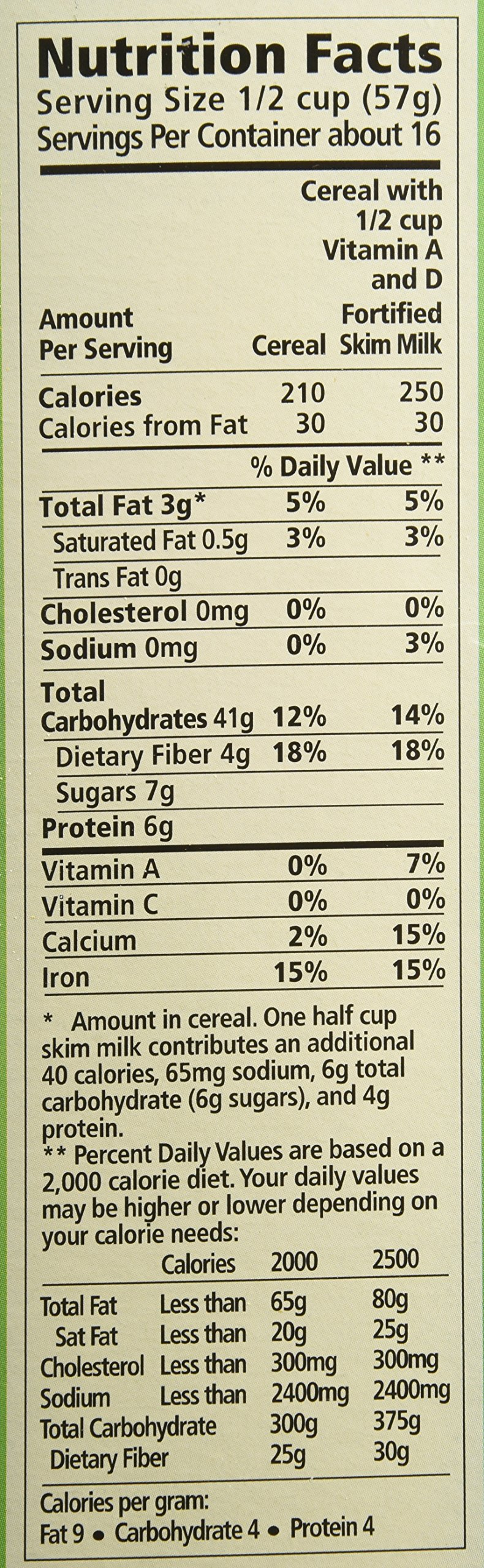 Familia Cereal Muesli No sugar Added (Pack of 3) by Familia (Image #2)