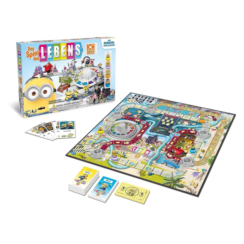 Hasbro Spiele A9016100 - Das Spiel des Lebens Ich - Einfach ...