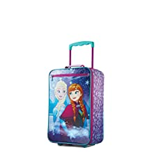 "American Tourister Kids Softside 18"" Upright, Disney Frozen"