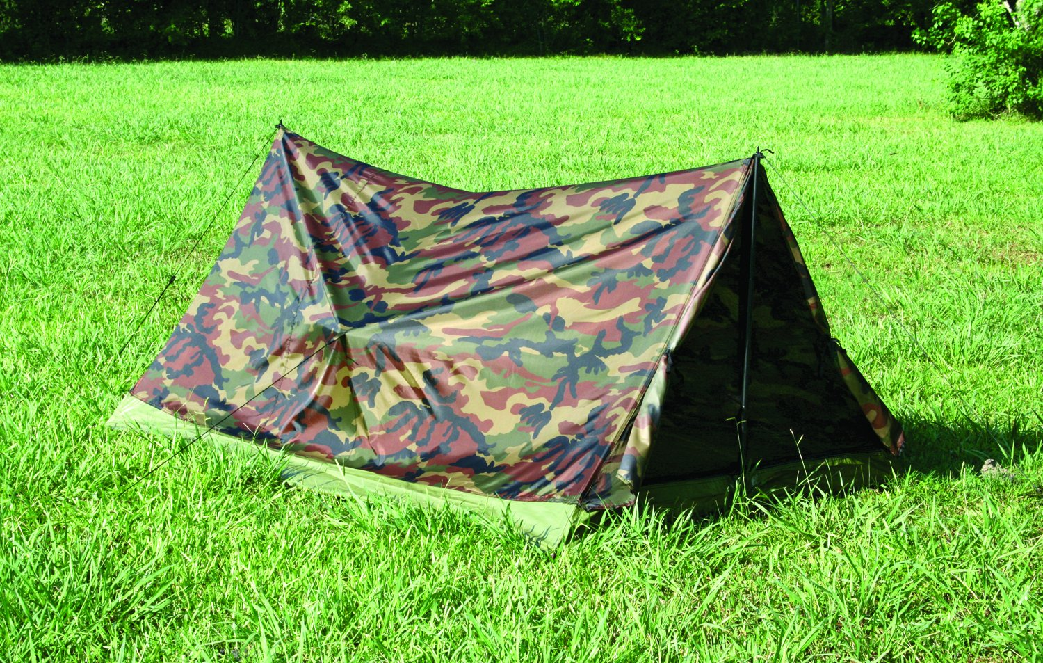 Amazon.com  Texsport 2 Person Camouflage Trail Tent  Backpacking Tent  Sports u0026 Outdoors & Amazon.com : Texsport 2 Person Camouflage Trail Tent : Backpacking ...
