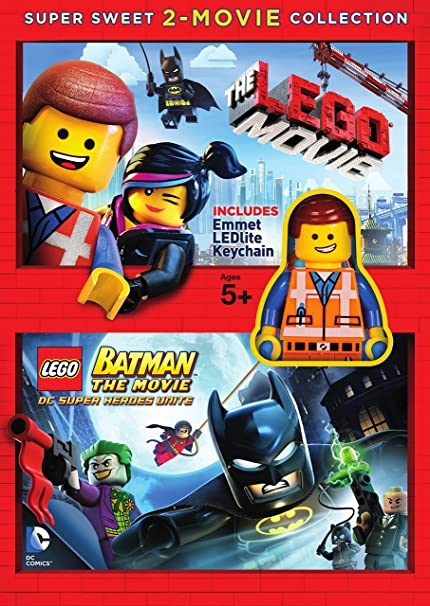 Amazon.com: Lego Super Sweet 2-Movie Collection: Various: Movies & TV
