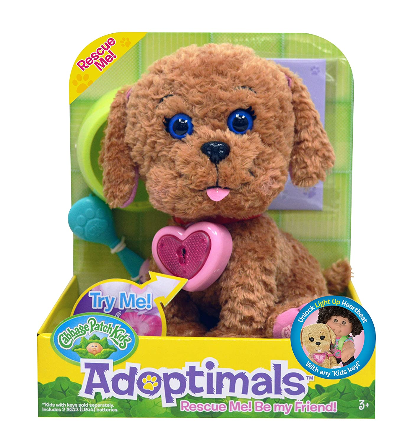 Amazon Cabbage Patch Kids Adoptimals Labradoodle Toys & Games