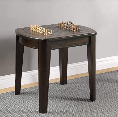 Greyson Living Darlington Game End Table with Chessboard by