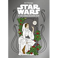 Star Wars Art Therapy Colouring Book (Star Wars Colouring Books)
