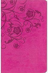 NIV, Women's Devotional Bible, Leathersoft, Pink Imitation Leather