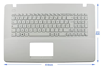 Asus R700VD Notebook Drivers for Mac Download