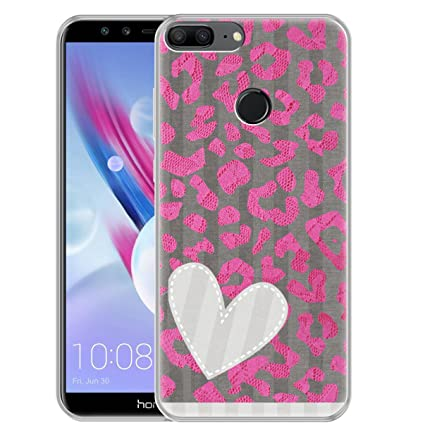 timeless design 7974d b8b27 Fashionury Honor 9 Lite Back Case: Amazon.in: Electronics