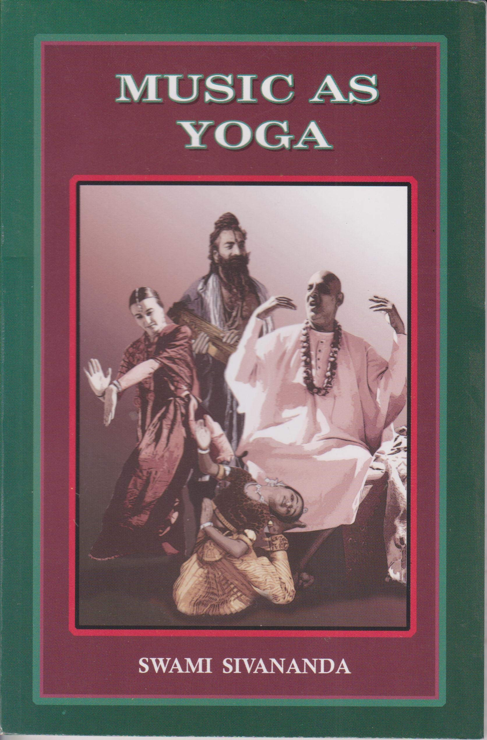 Buy Music as Yoga Book Online at Low Prices in India | Music as Yoga  Reviews & Ratings - Amazon.in