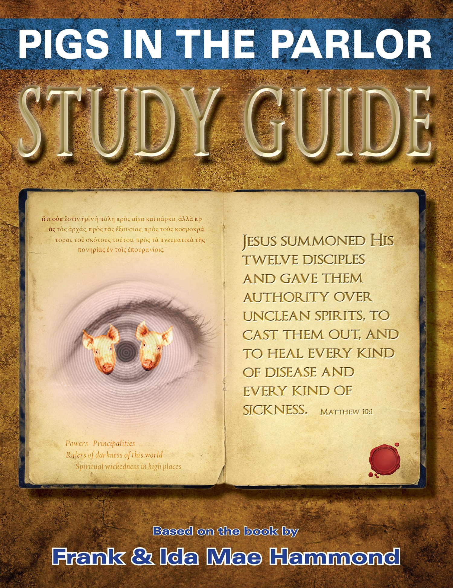 Download STUDY GUIDE: Pigs in the Parlor ebook
