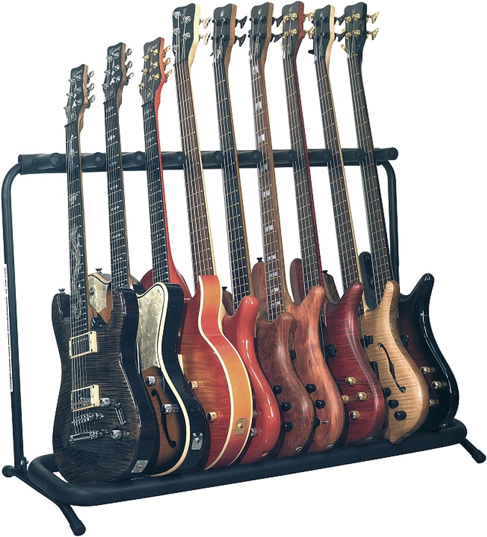 Soporte múltiple para 9 guitarras RS 20863 B/2: Amazon.es ...