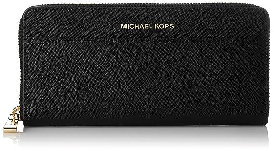 Michael kors geldbörse schwarz