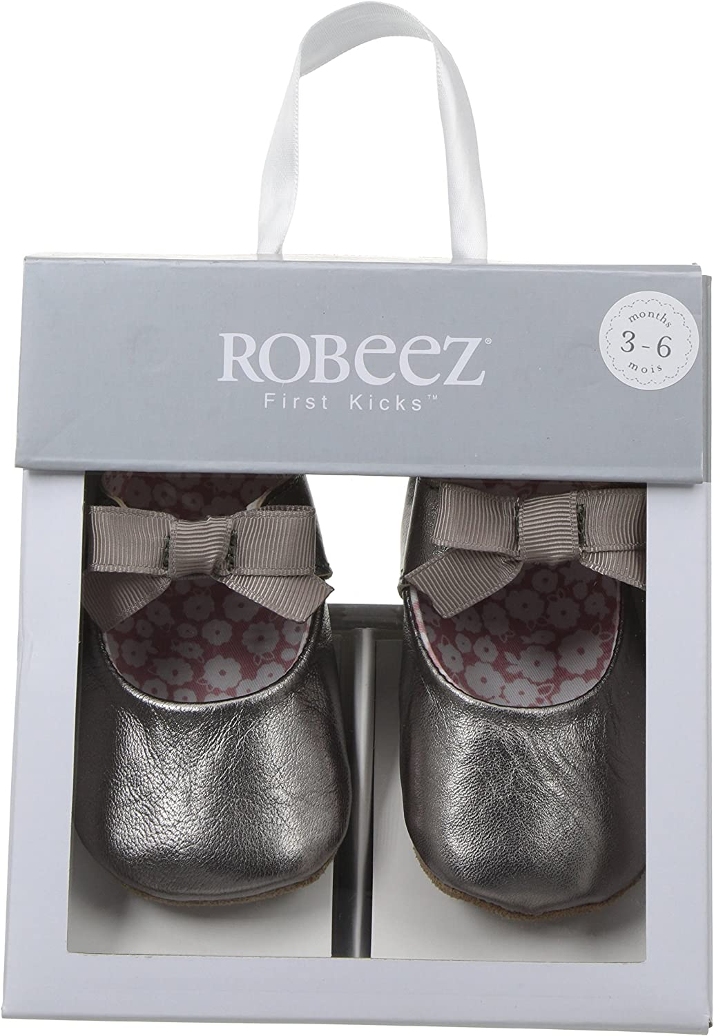 Robeez Girls Mary Jane-Mini Shoez