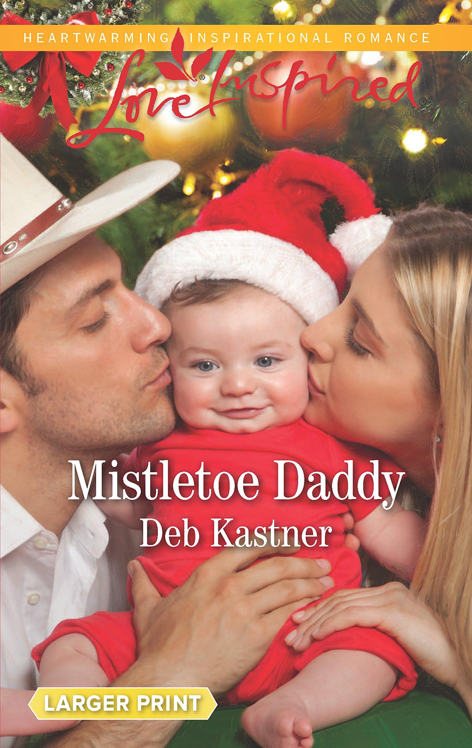 Mistletoe Daddy (Cowboy Country) pdf