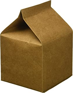 Darice Kraft Party Favor Milk Cartons 24 Piece