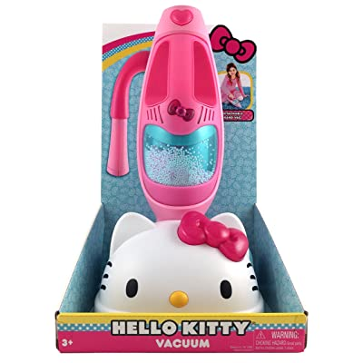 Hello Kitty Vacuum Cleaner: Toys & Games